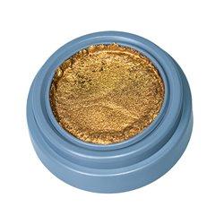 Metallic Water Make-up gold
