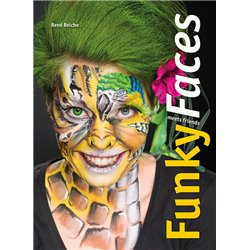 Funky Faces - meets friends