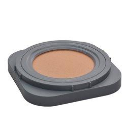 Compact-Puder, natürlicher Hautton gelblich 5