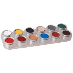 Creme Make-up-Palette B