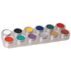 Creme Make-up-Palette F