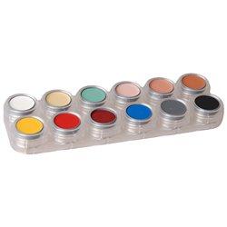 Creme Make-up-Palette L