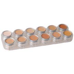 Creme Make-up-Palette V