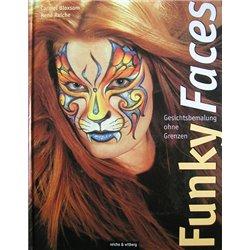 Funky Faces - Gesichtsbemalung ohne Grenzen