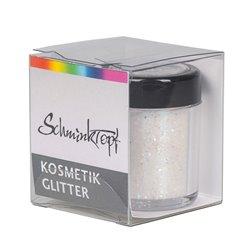 Polyesterglitter mit Hologrammeffekt perlmutt