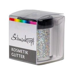 Glitter Holo silber 20ml