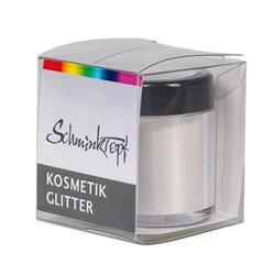 Polyesterglitter Stardust silber