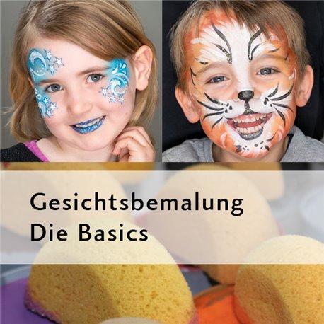 Gesichtsbemalungsworkshop für Einsteiger
