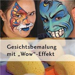 Aufbau-Workshop Gesichtsbemalung