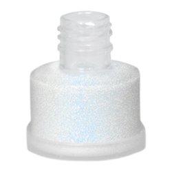 Polyesterglitter, blau-perlmutt