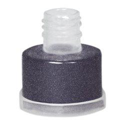 Polyesterglitter, blau-schwarz
