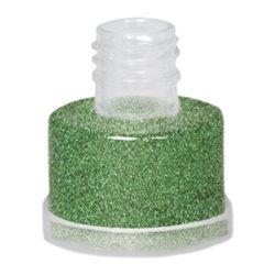 Polyesterglitter, grün