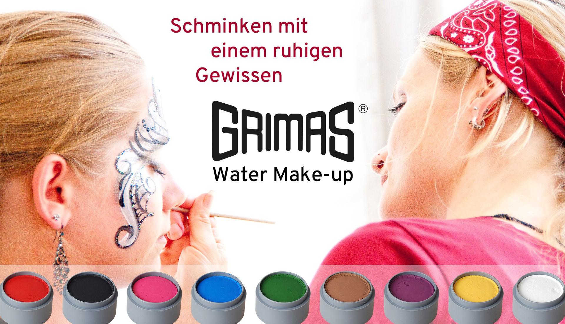 Water Make-up fürs ruhige Gewissen